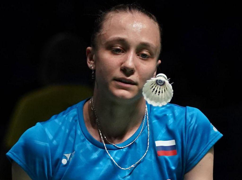 BWF World Tour Finals: Perdana, Rusia Punya Wakil di Tunggal Putri