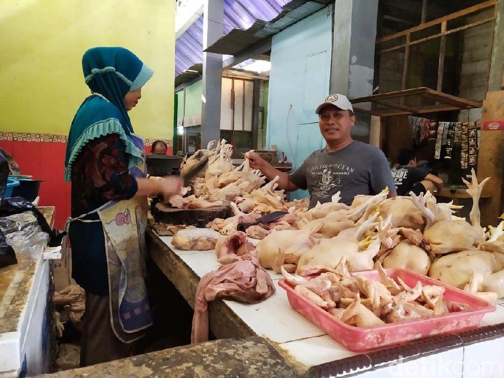 Harga Daging Sapi di Lamongan Masih Stabil