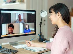Meeting Online Tidak Lancar, Cek Kecepatan Upload Internet Deh