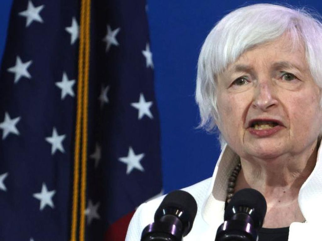 Ada Ancaman Inflasi Usai Stimulus Rp 27.000 T Cair? Ini Kata Janet Yellen