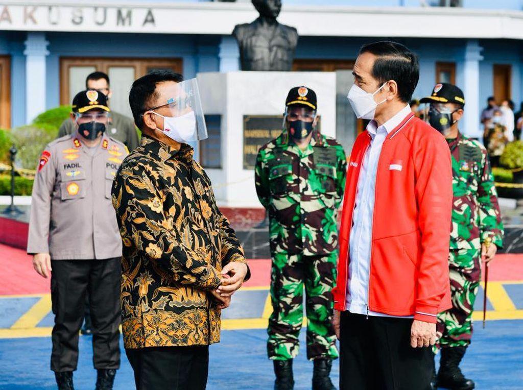 Jokowi Akan Resmikan Jalan Tol Kayu Agung-Palembang