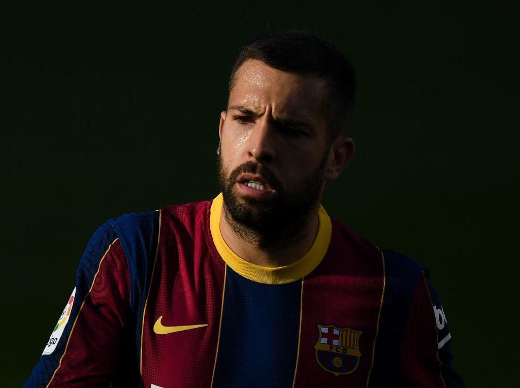 Andalan Barca, Jordi Alba Ngaku Dibenci Banyak Rival