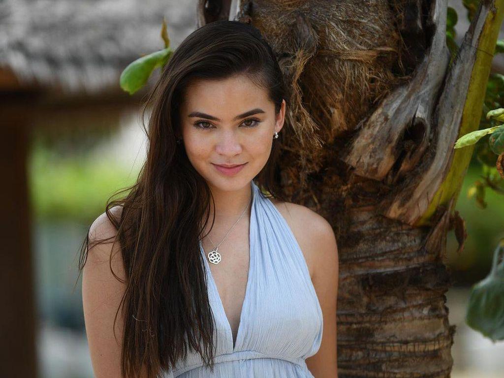 8 Foto Karen Nijsen, Model Cantik Kekasih Gading Marten, Lebih Muda 18 Tahun