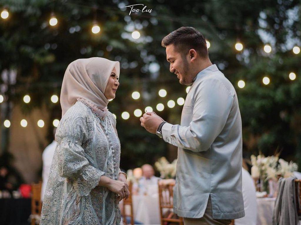 Kesha Ratuliu Menikah, Ini Profil Suaminya yang Sukses di Usia 24 Tahun