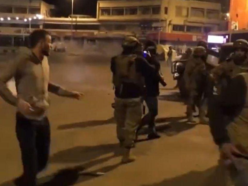Aksi Protes Lockdown Picu Kerusuhan di Lebanon, 1 Orang Tewas