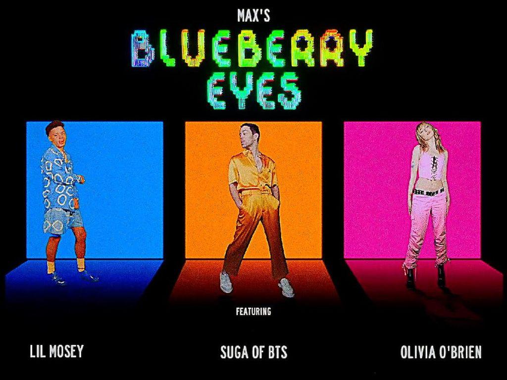 Lagu Kolaborasi MAX dan Suga BTS Di-remix Lil Mosey dan Olivia OBrian