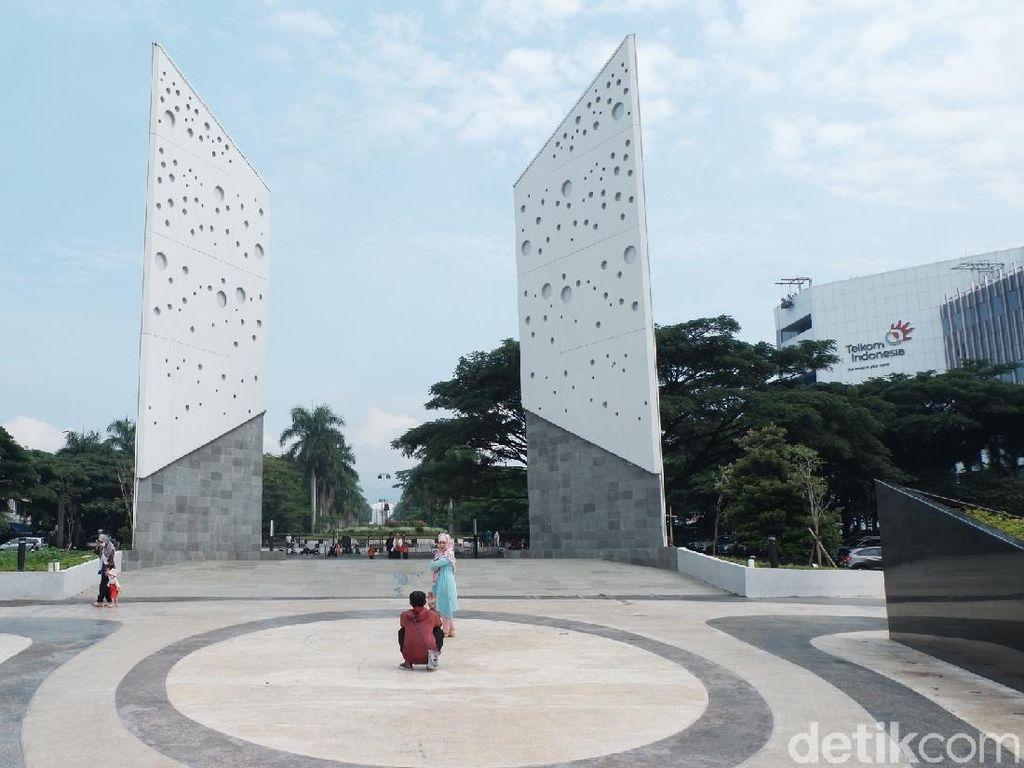 Monumen Perjuangan Jabar Rampung Direvitalisasi, Warga Bisa JJS dan Berfoto