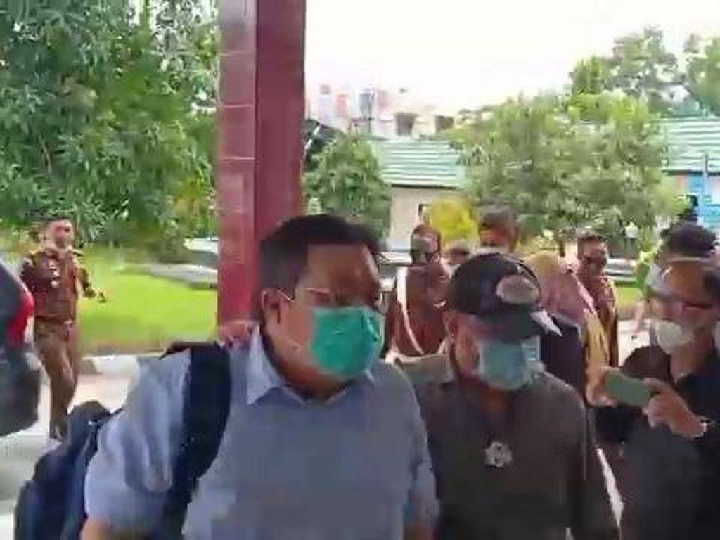 Pelaku Suap Pejabat Dinas Kesehatan Sultra Ditangkap