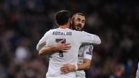 Portugal Vs Prancis: Bukan Reuni Romantis Ronaldo dan Benzema
