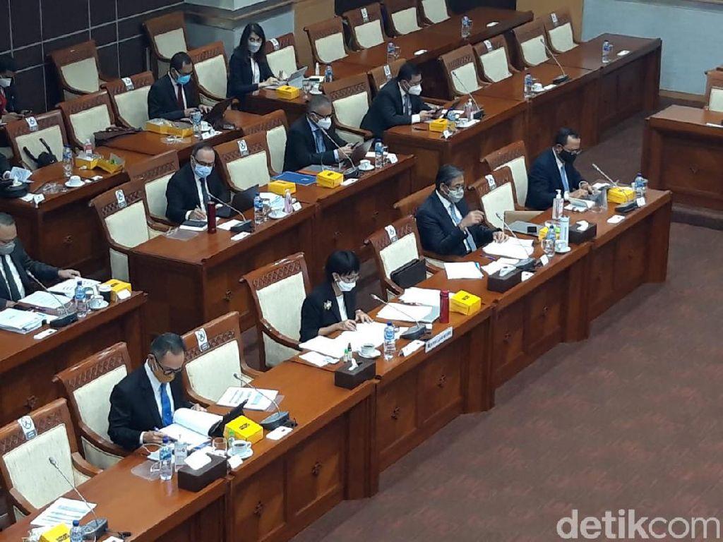 Rapat dengan Menlu, Anggota DPR Tanya Hilangnya Ruth Sitepu