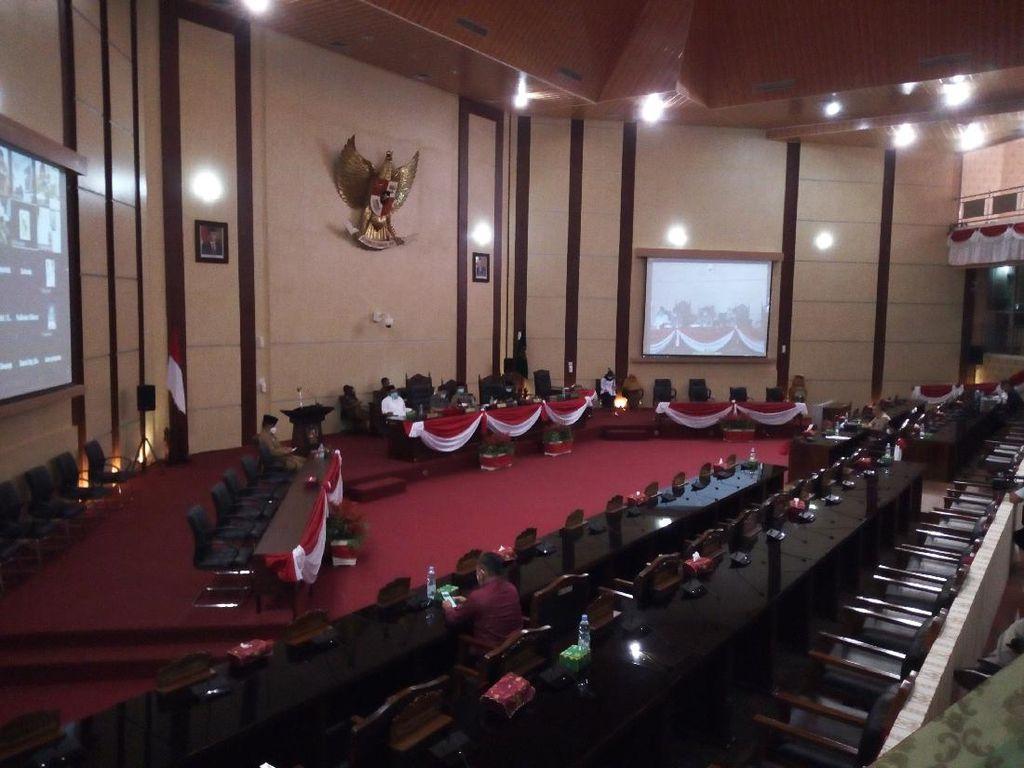 DPRD Sepakat Usulkan Akhyar Jadi Walkot Medan Definitif Gantikan Eldin