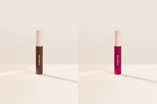Rare Beauty Lip Soufflé Matte Lip Cream in Thrilling+Heroic