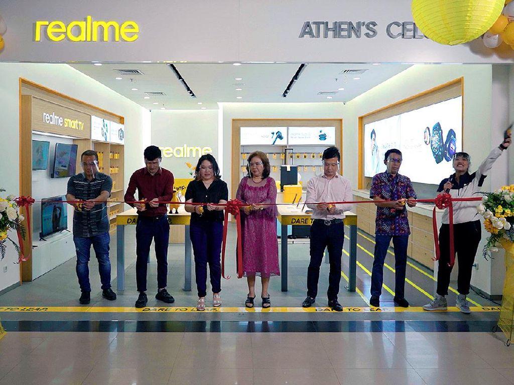 2021, Realme Target Buka 100 Toko Resmi di Indonesia