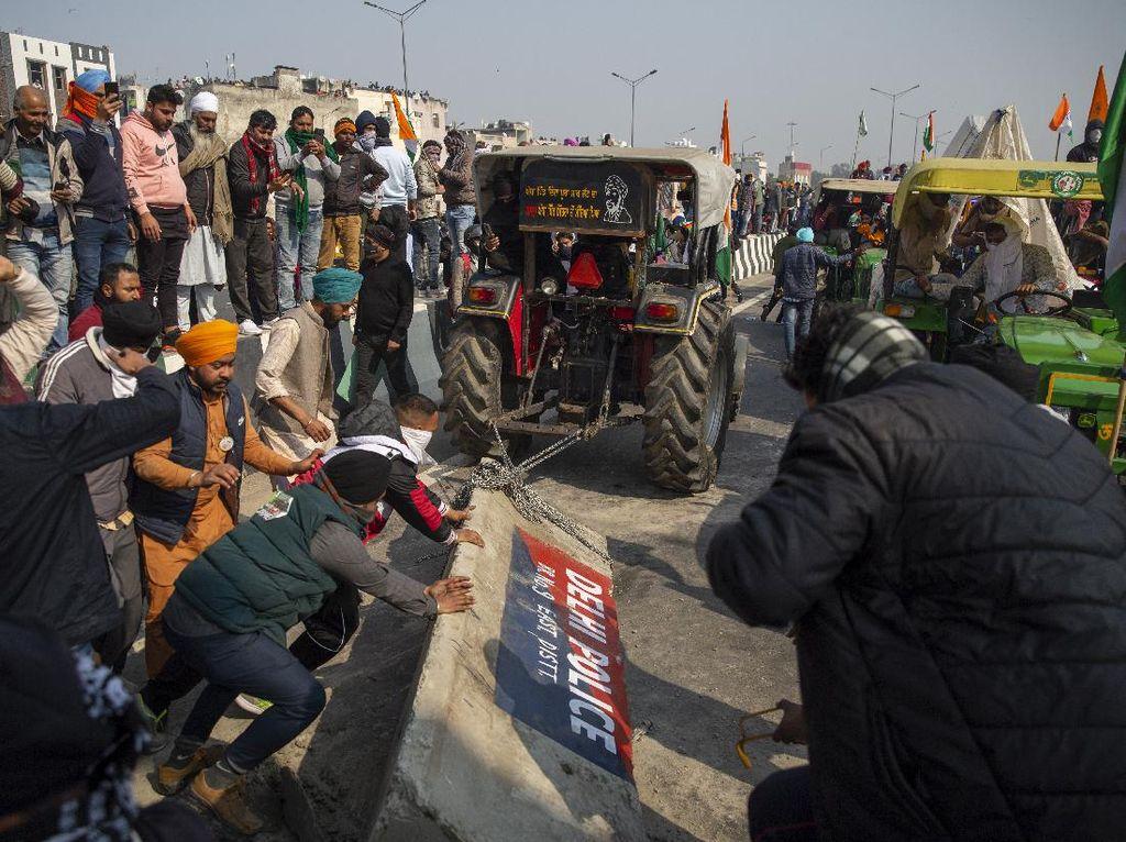 Hari Perempuan Internasional, 20 Ribu Wanita India Protes UU Pertanian