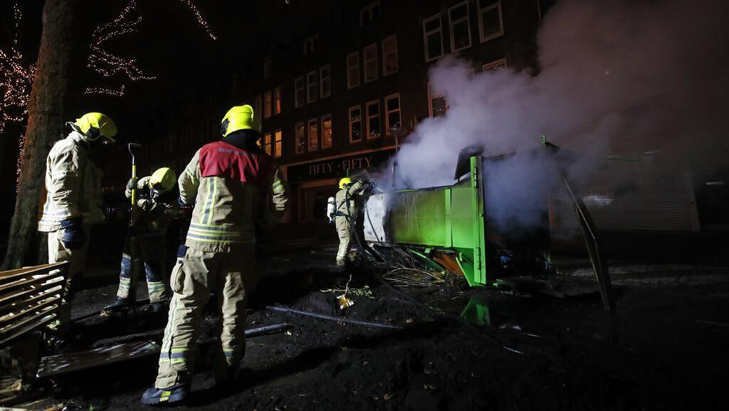Ricuh Aturan Jam Malam di Belanda Berakhir Bentrok hingga Penjarahan