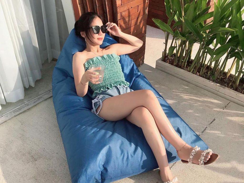 Syiva Angel Pakai Narkoba Bareng 3 Teman di Bali untuk Senang-senang