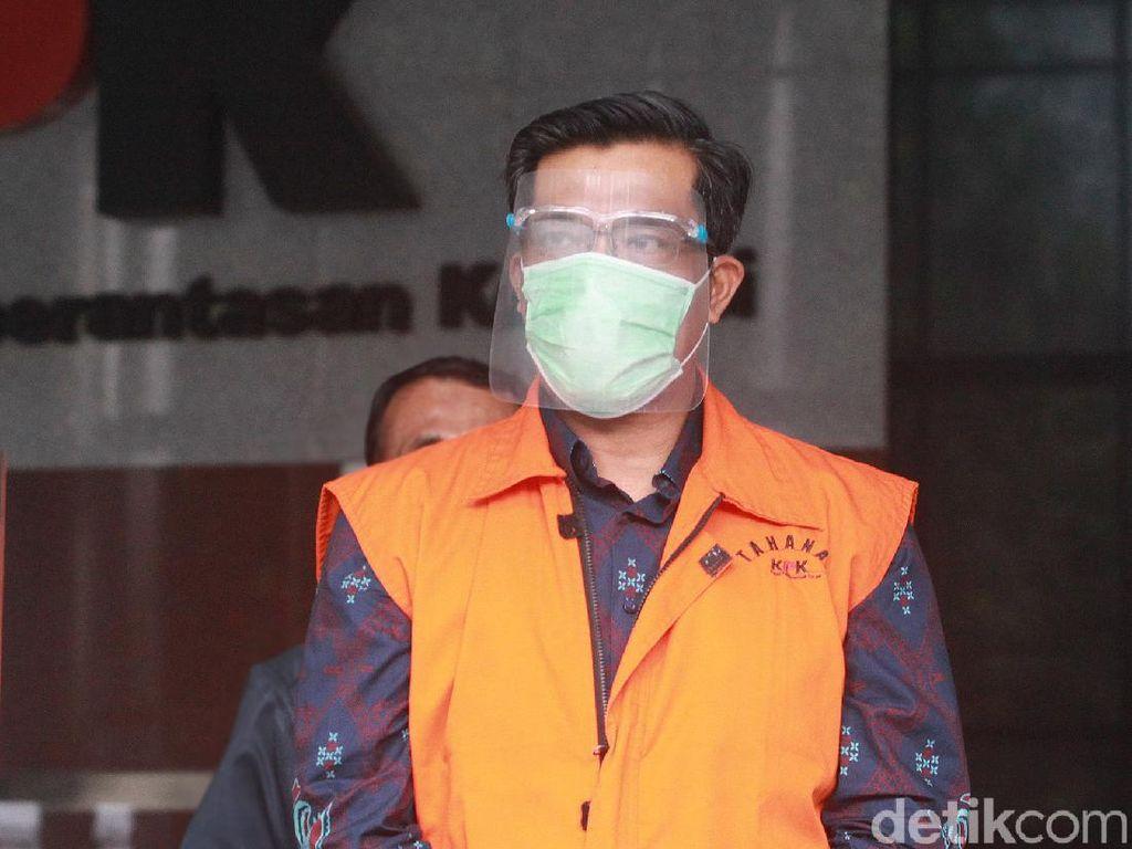 Tersangka Kasus Bakamla Juli Amar Maruf Diperiksa KPK