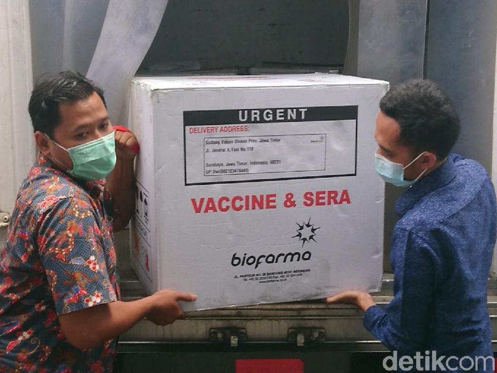 Dukungan APBN terhadap Vaksinasi Covid-19