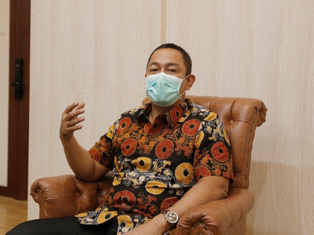 Ajak Warga Ikuti Jateng di Rumah Saja, Walkot Semarang: Tak Usah Panik