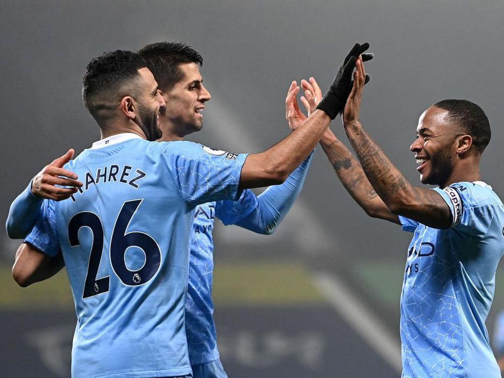 Klasemen Liga Inggris: Man City Kukuh di Puncak, Liverpool Ke-6
