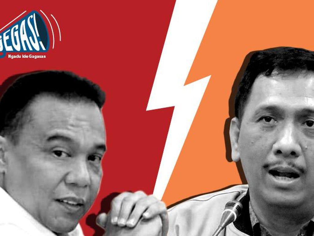 Ambang Batas Parlemen Jadi 5%: Gerindra Santai, Hanura Khawatir