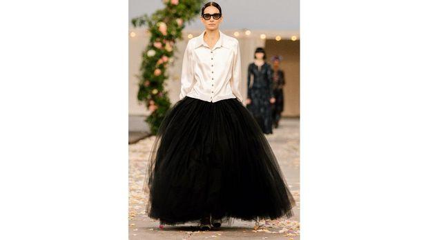 Chanel Paris Couture Week 2021