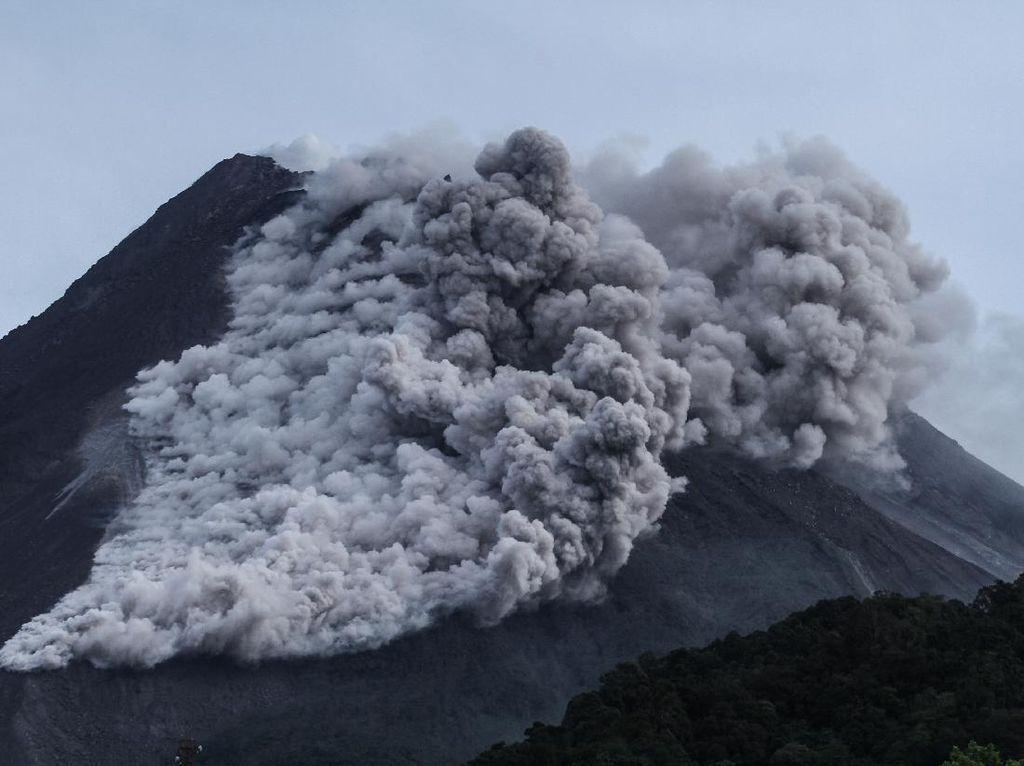 Volume Kubah Lava Gunung Merapi Menurun, Ini Dia Penyebabnya