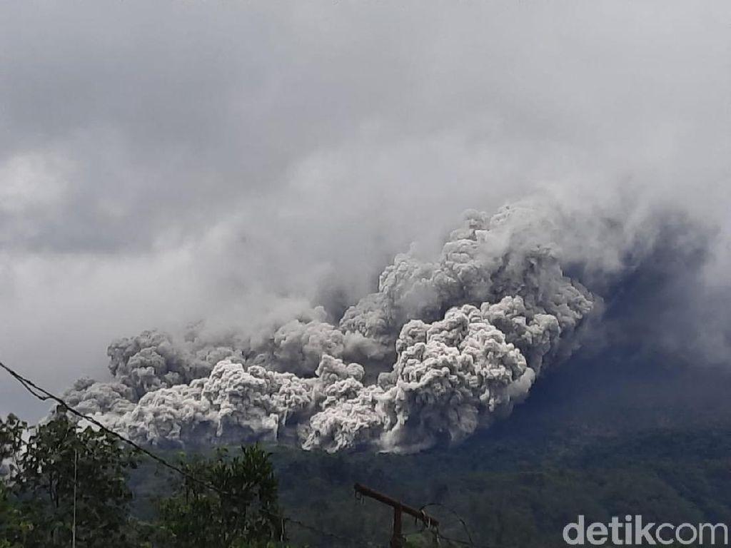 Gunung Merapi Kini Punya 2 Kubah Lava