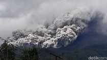 BPPTKG: Gunung Merapi 52 Kali Semburkan Awan Panas dalam 24 Jam