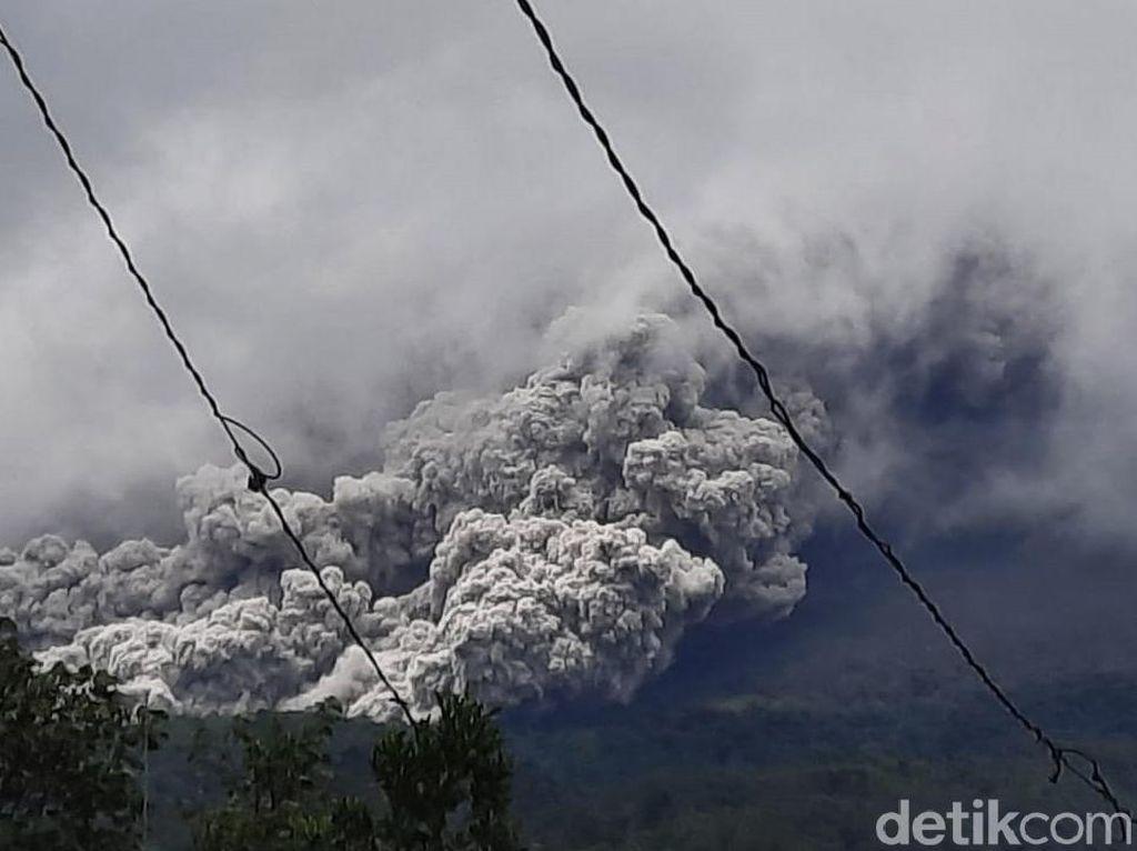 Gunung Merapi Meletus, Ini Rekap Kejadian dan Sejarahnya
