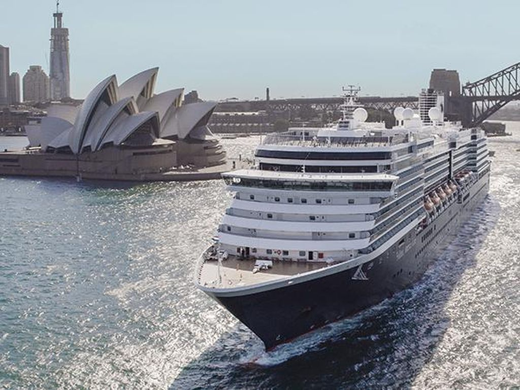 Kapal Pesiar AS Tawarkan Berlayar 30 Negara Non-Stop