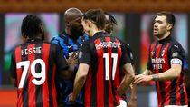 Detik-detik Keributan Ibrahimovic dan Lukaku