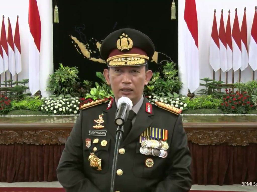Komitmen Kapolri Jenderal Listyo Sigit Prabowo: Polri Tegas tapi Humanis