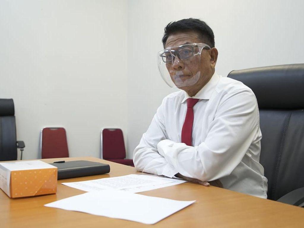 Indeks Persepsi Korupsi Turun, Istana Bicara Strategi Tutup Celah Korupsi