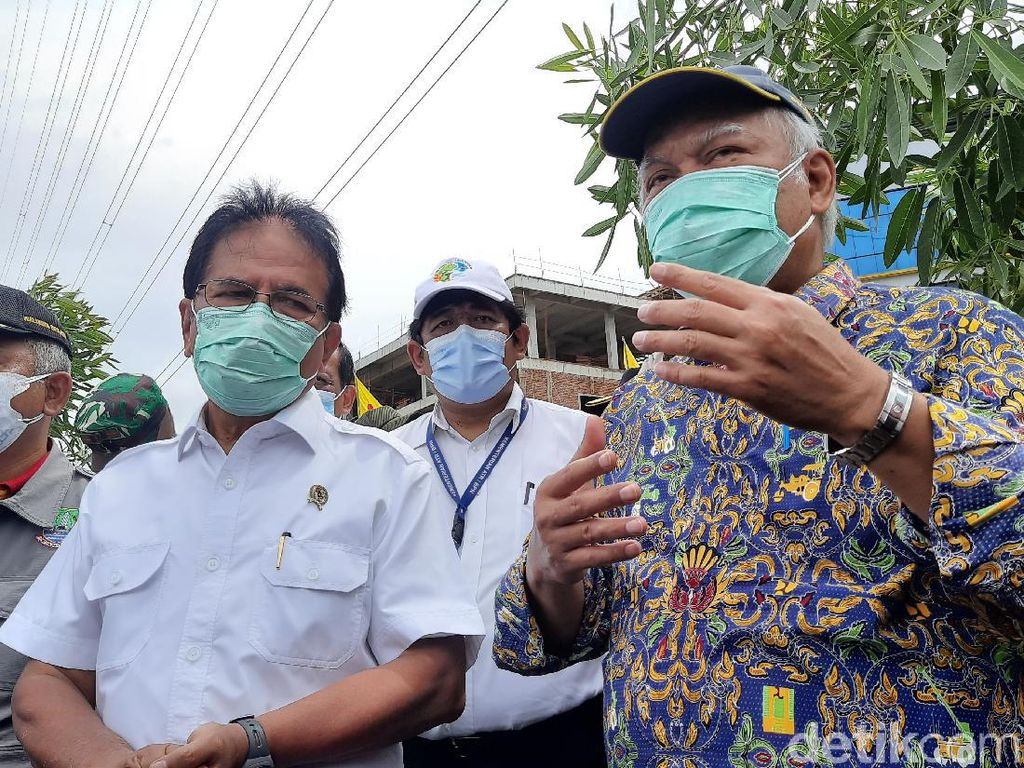 Menteri ATR Ungkap Penyebab Banjir di Kolong Tol JORR Kalimalang