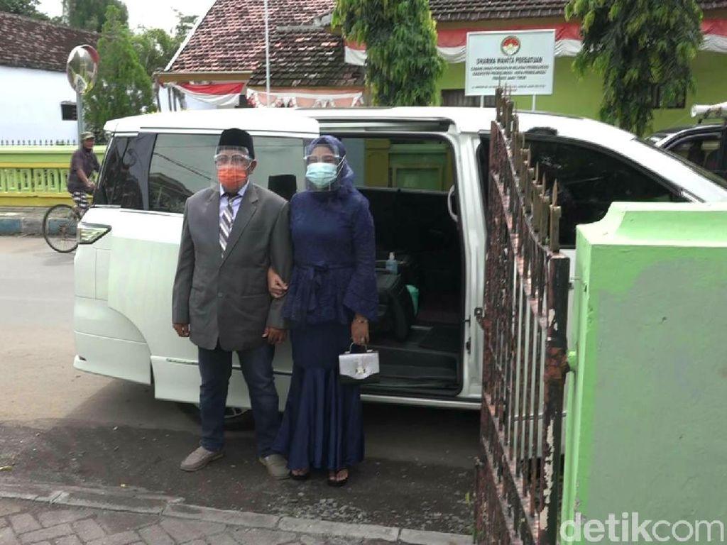 Saat Warga Pinjam Mobil Dinas Wali Kota Probolinggo untuk Nikah