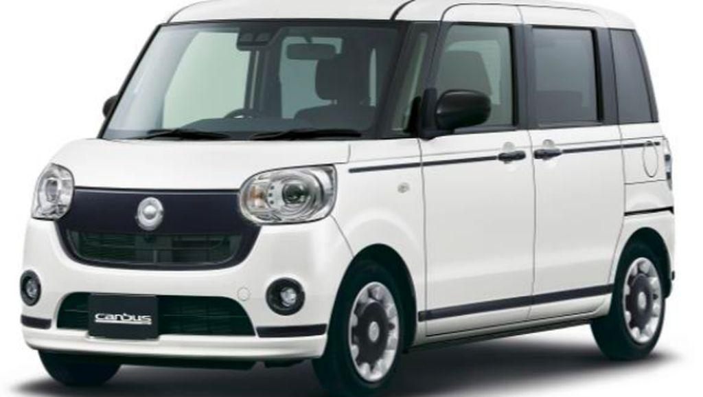 Daihatsu Move Canbus VS Series Khusus Ladies