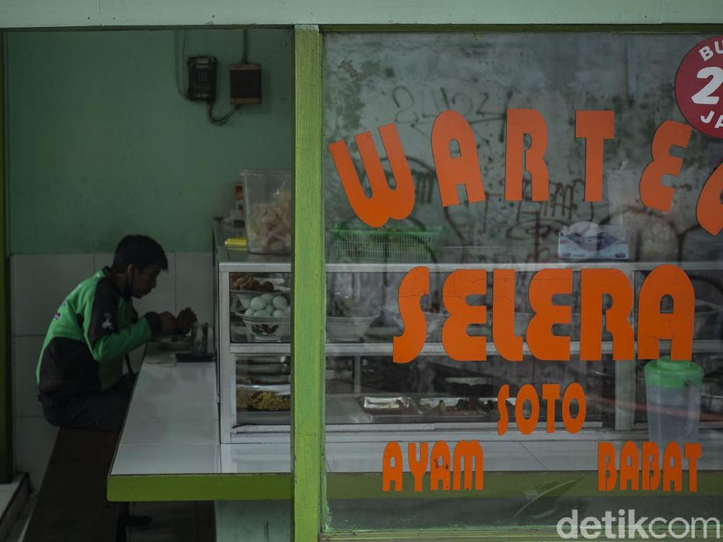 Dirintis Orang Tegal, Warteg Kini Jadi Penyelamat Perut Warga Jakarta