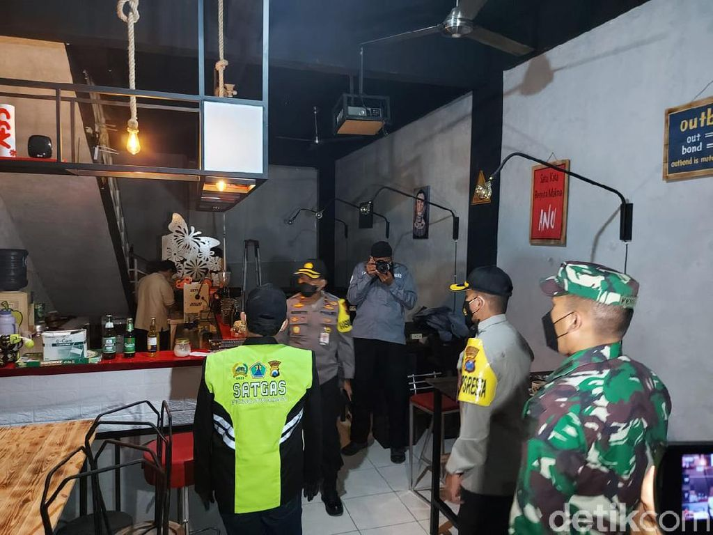3.173 Warga Kota Malang Langgar Prokes Selama PPKM Jilid 1