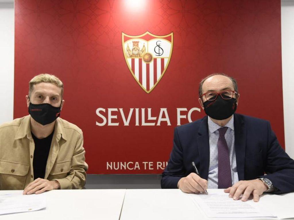 Tinggalkan Atalanta, Papu Gomez Resmi Gabung Sevilla