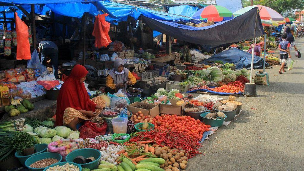 Pasar Mulai Normal Pascagempa Sulbar