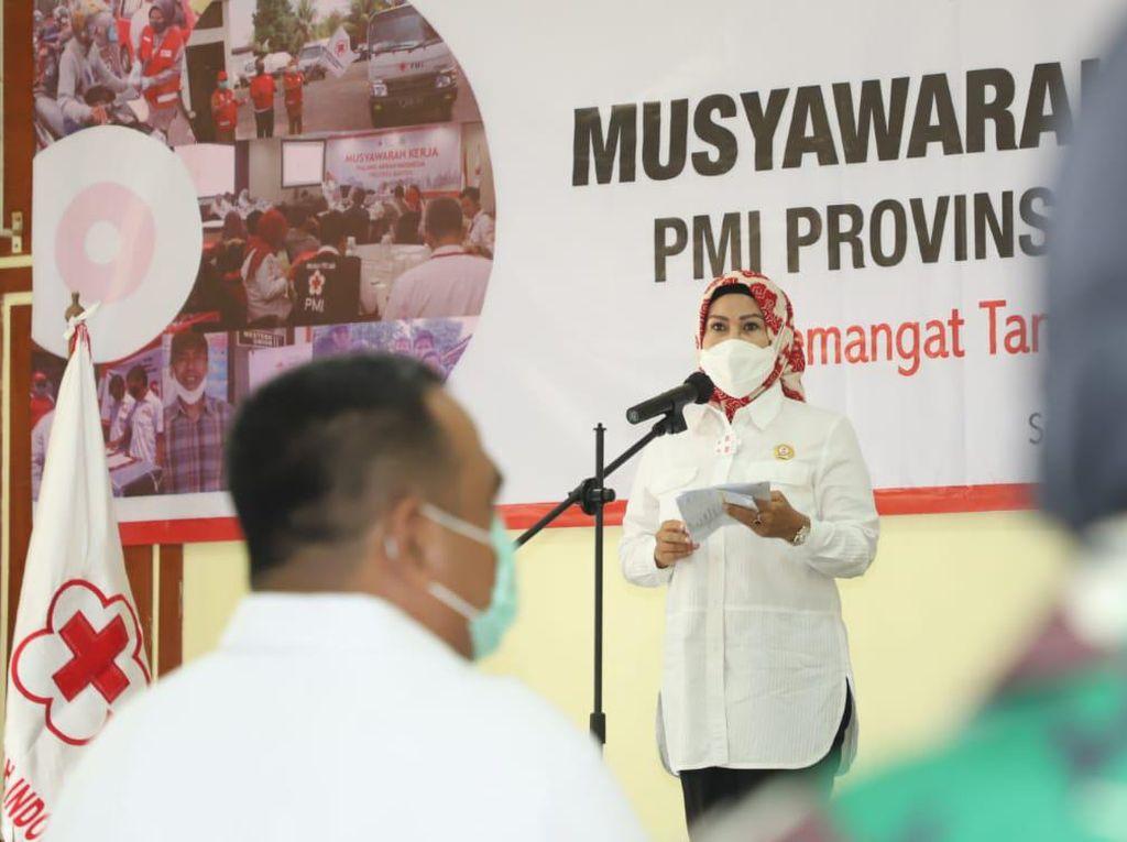 Lawan COVID-19, PMI Banten Optimalkan Plasma Konvalesen