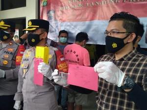 Polisi Tangkap Pencuri HP Viral di Jakut yang Beraksi Saat Korban Tidur Siang