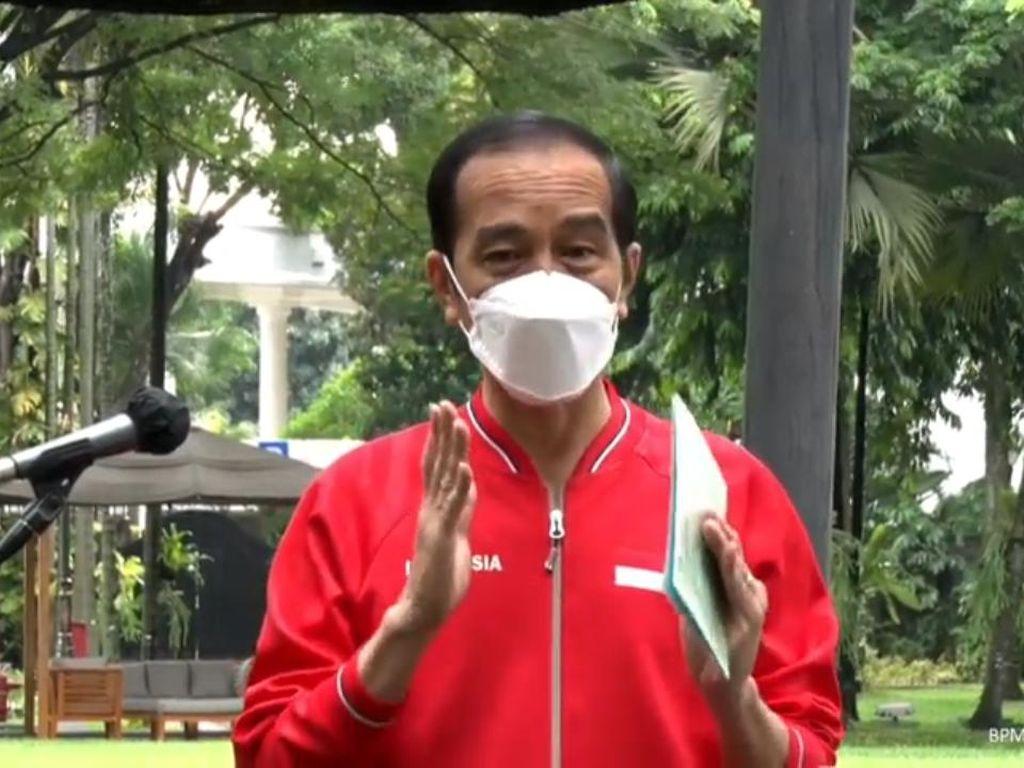 Jokowi Beberkan Sinyal-sinyal Ekonomi RI Mulai Pulih