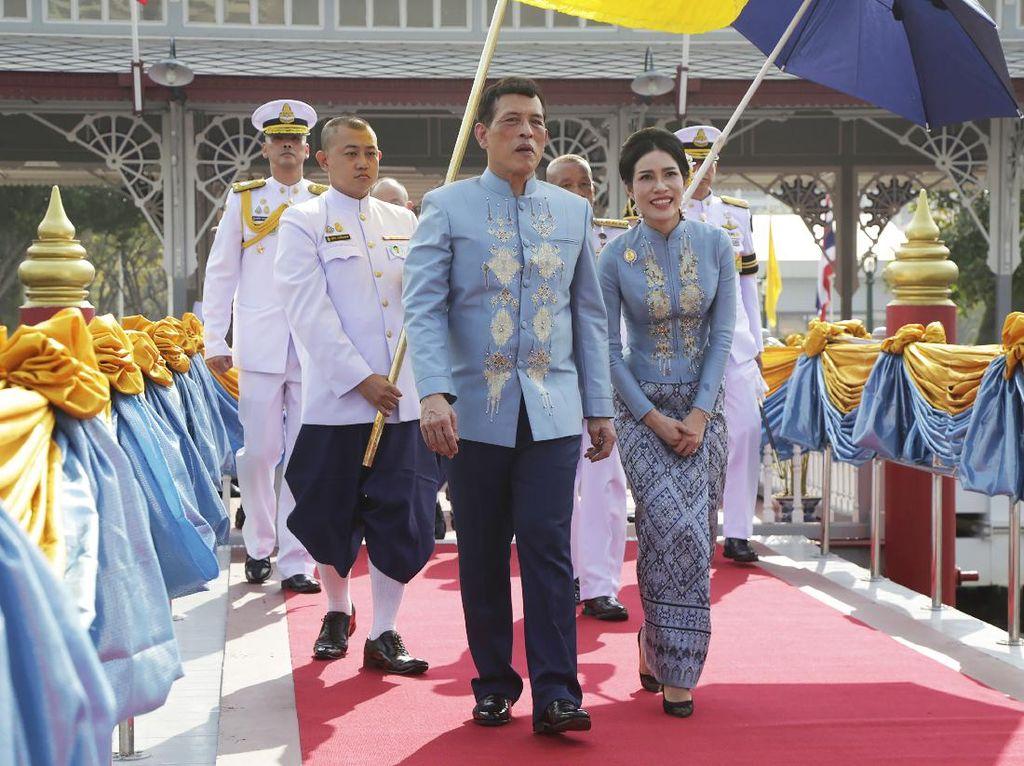Foto Syurnya Tersebar, Ini Tugas Selir Raja Thailand Jika Jadi Ratu ke-2