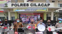 Jual Jaringan Internet Ilegal di Cilacap, Pria Ini Ditangkap