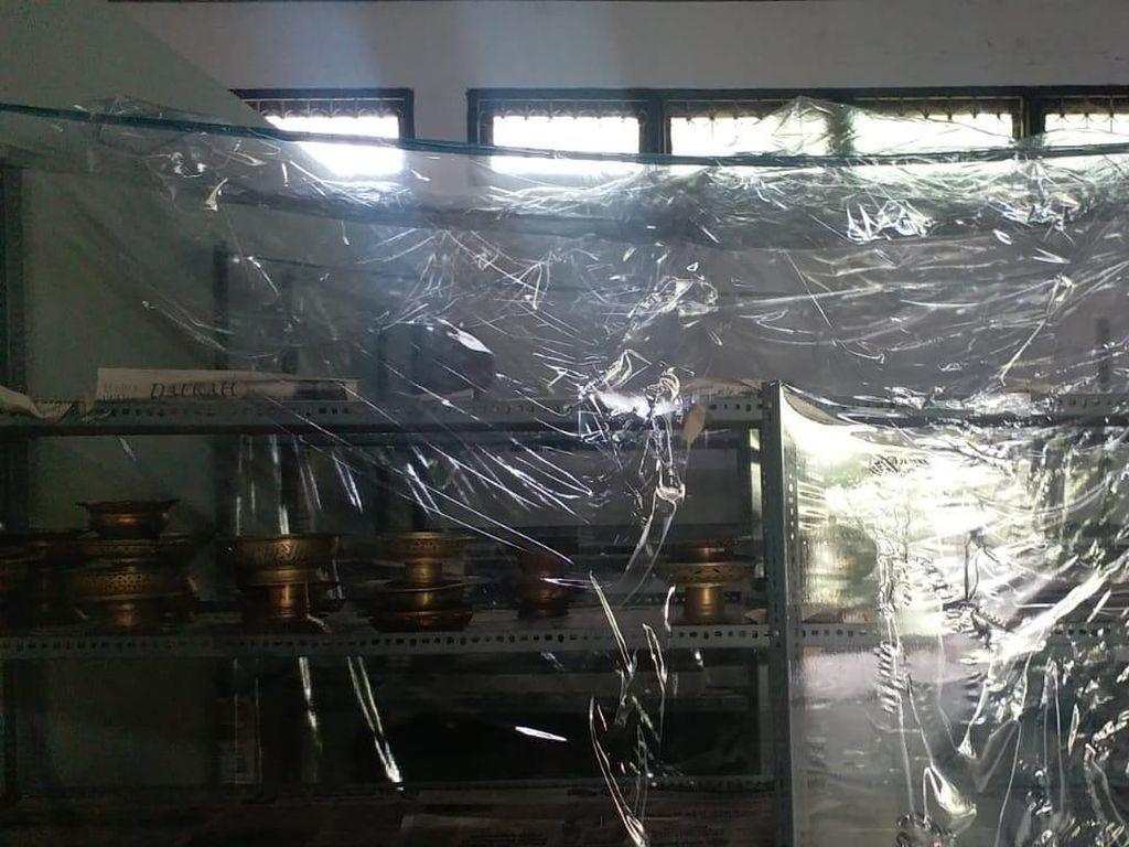 Museum Sultra Dibobol Maling, Polisi: Pelaku Diduga Lebih 2 Orang