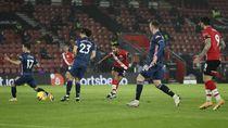Rentetan Gol Arsenal Kalahkan Southampton
