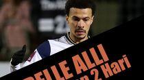 Delle Alli Tak Latihan 2 Hari, Sancho Siap Dijual Dortmund