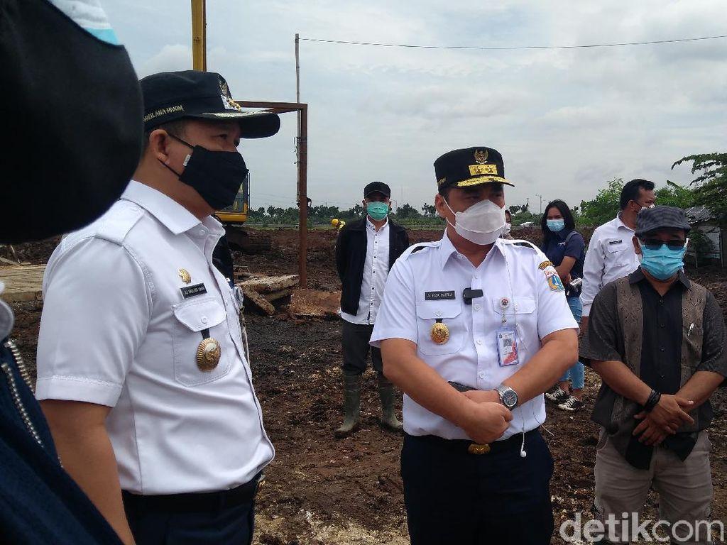 Pemprov DKI Siapkan 17.100 Petak Makam Khusus Corona Bulan Depan